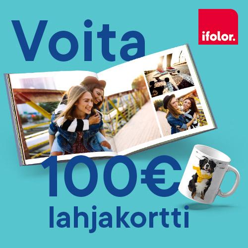 Osallistu 1000€ keittiölahjakortin arvontaan